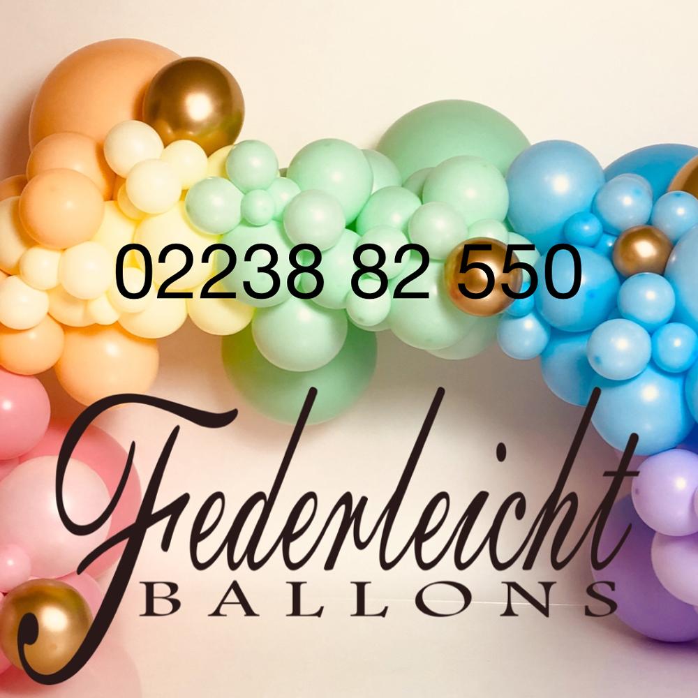Pulheim Helden Federleicht Ballons
